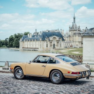 Driving A '68 SWB 911 To Chantilly Is A Beautiful Way To Spend A Day
