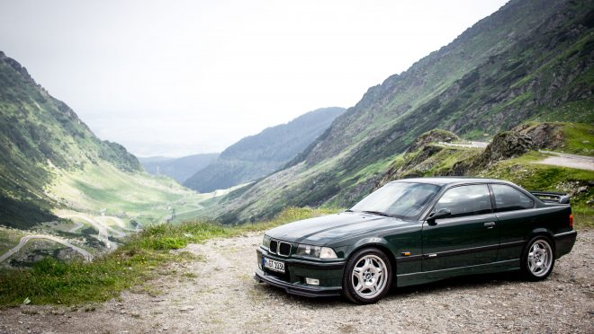 Driving A Dream Car: The Limited Edition BMW E36 M3 GT
