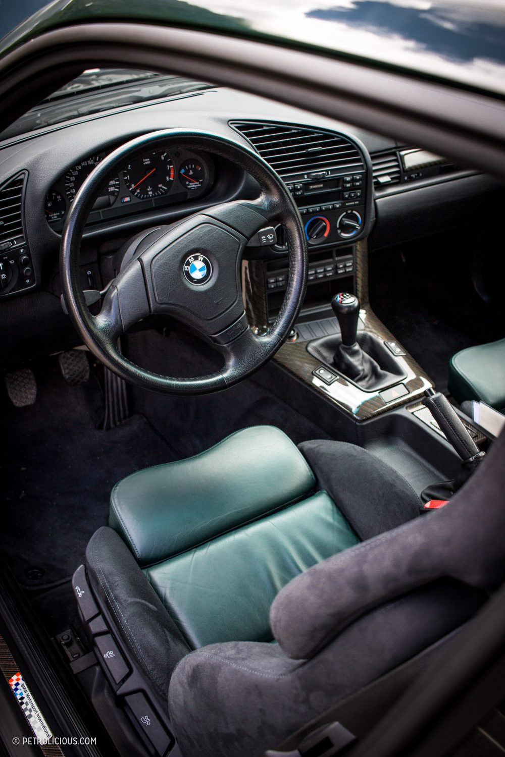Awesome Driving A Dream Car The Limited Edition Bmw E36 M3 Gt Petrolicious