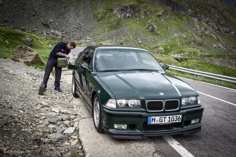 Driving A Dream Car: The Limited Edition BMW E36 M3 GT • Petrolicious