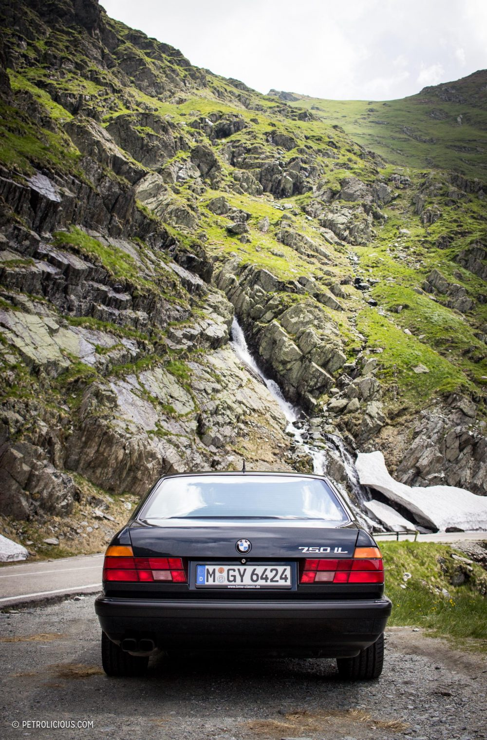 New Old School: BMW's E23 745iA And E32 750iL • Petrolicious