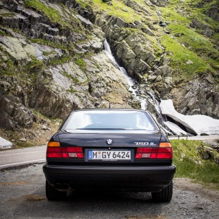 New Old School: BMW's E23 745iA And E32 750iL
