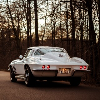 GALLERY: Behind The Scenes On Our Corvette Stingray Film Shoot