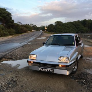 Taking The Oddball Vauxhall Chevette HSR Around Trinidad & Tobago