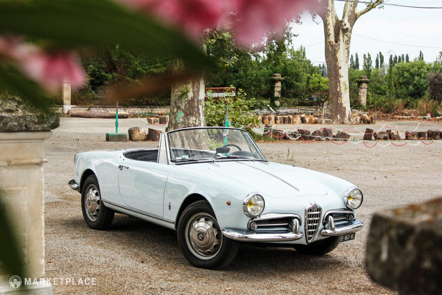 1960 alfa romeo giulietta spider veloce petrolicious. Black Bedroom Furniture Sets. Home Design Ideas