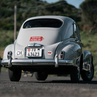 Chasing Mille Miglia Dreams In A 1955 Peugeot 203