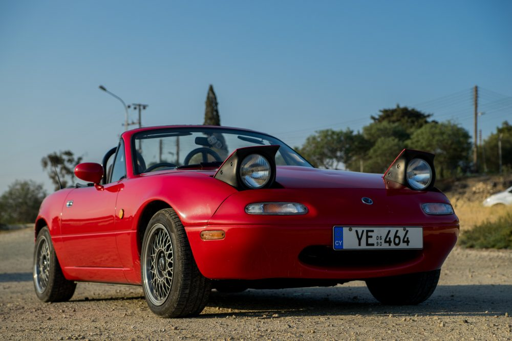 A Young Enthusiast Chooses A Modern Classic: The Original Mazda MX-5