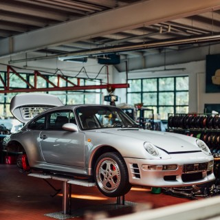 GALLERY: A Visit To Pfaffenhausen Has To Include RUF