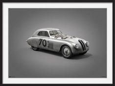 BMW 328 – Colors of Speed Poster