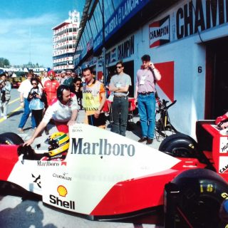 F1 Time Machine: San Marino Grand Prix, Imola, 1993