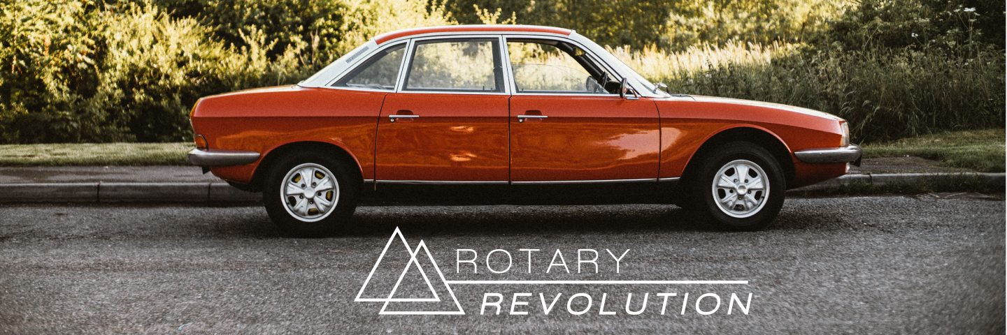 Revisit The Rotary Revolution With The NSU Ro 80