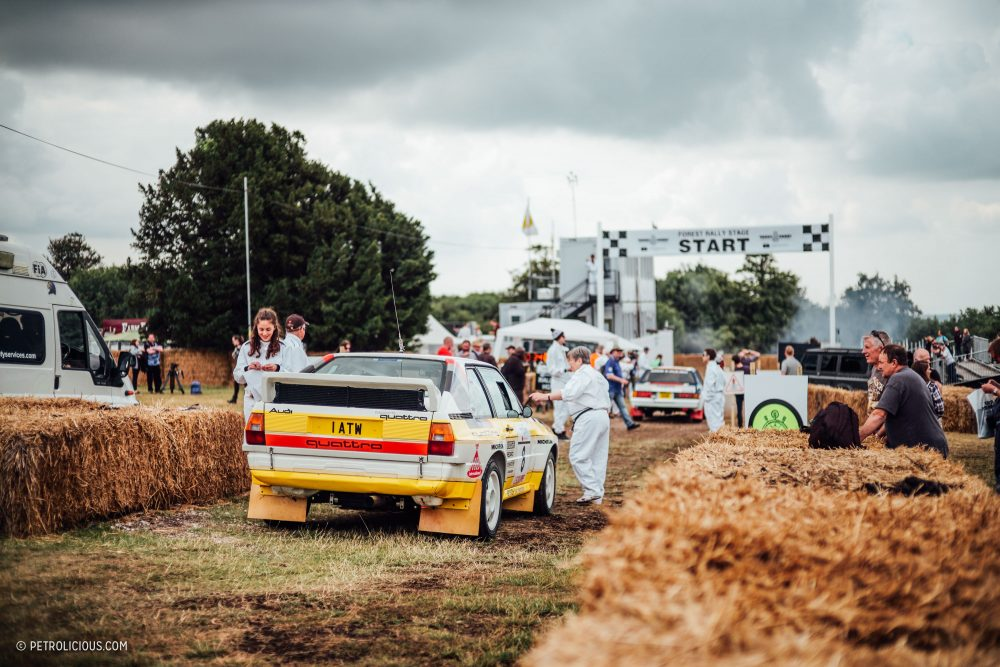 Festival Of Speed >> Rallying At Goodwood The Festival Of Speed Isn T Afraid To Get