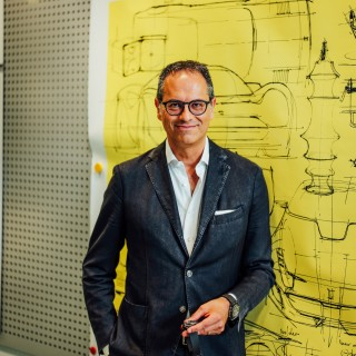 Ferrari's Design Chief Flavio Manzoni Explains What Makes Him Tick