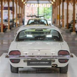 Tracing Mazda's Rotary Revolution In An Augsburg Museum