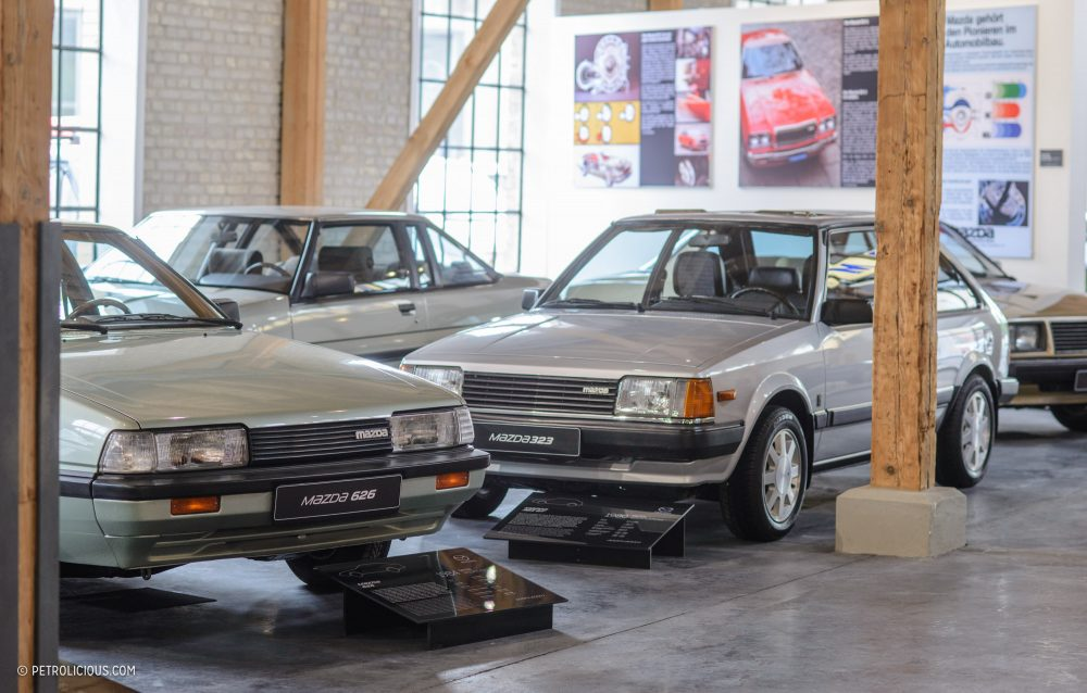 Tracing Mazda's Rotary Revolution In An Augsburg Museum • Petrolicious