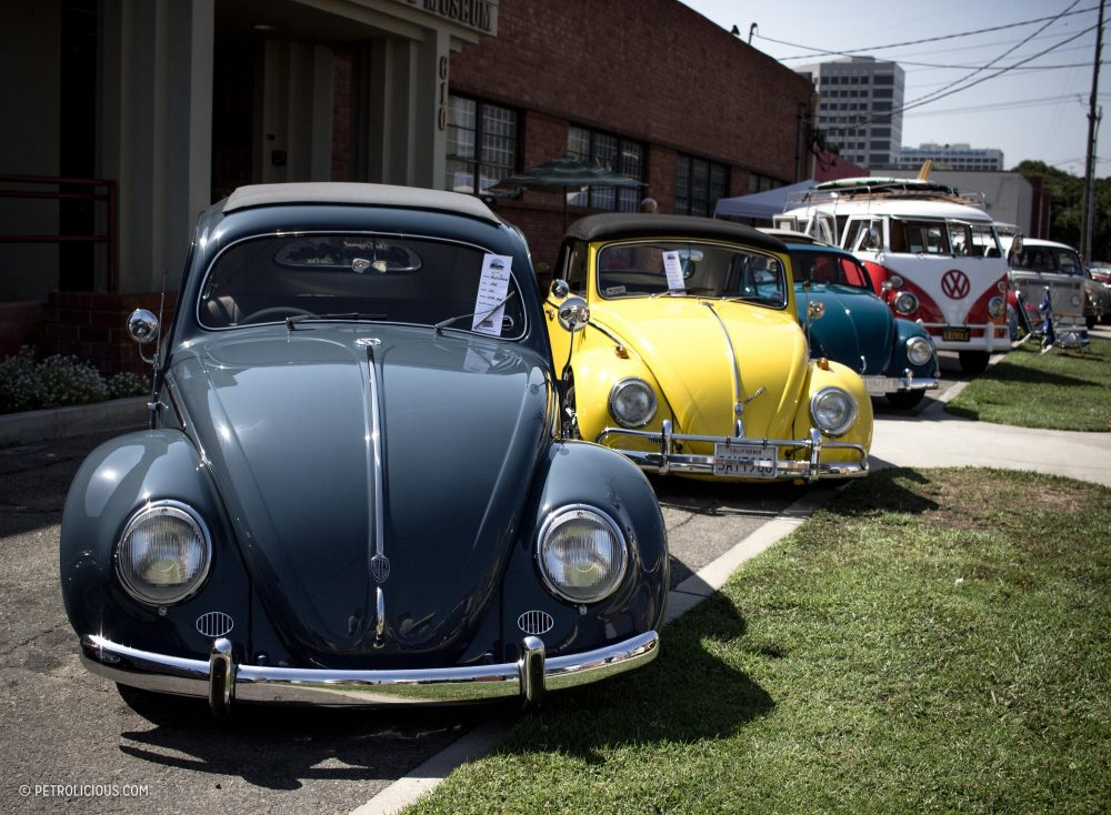 Air-Cooled VWs In Sun-Soaked SoCal • Petrolicious