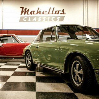 Talking À La Carte Porsche Restorations With Veteran Mechanics At Makellos Classics