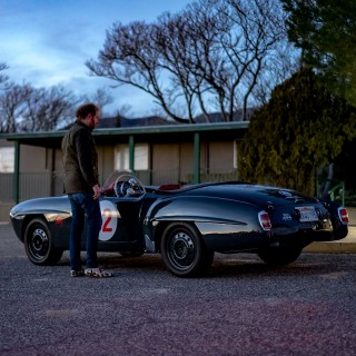 GALLERY: Behind The Scenes On Our 190SL Film Shoot