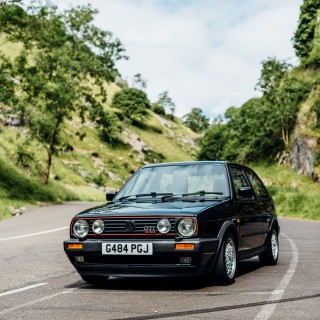 This Mk2 Volkswagen Golf GTI Is Part Of An Ongoing Legacy