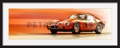 1962 Ferrari 250GTO Limited Edition Print