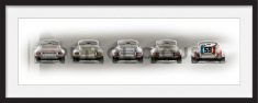 Porsche 911 2.7 RS Class of '73 Limited Edition Print