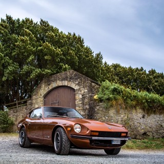 Road-Tripping Home Across Europe In A Datsun 280Z