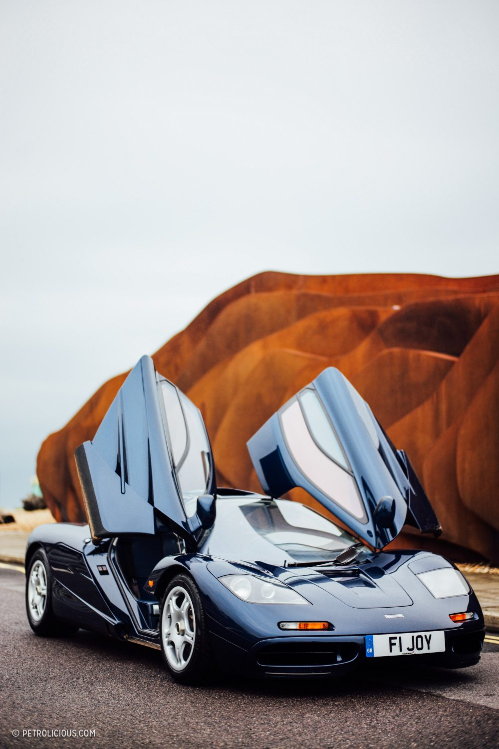 this is what it's really like to own a mclaren f1 • petrolicious