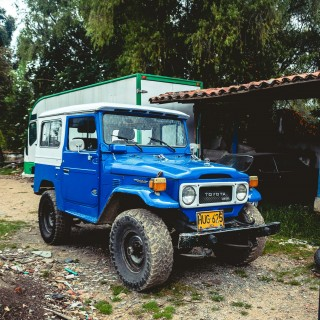 Take A Peek Into A Hidden Car Collection In The Heart Of Colombia