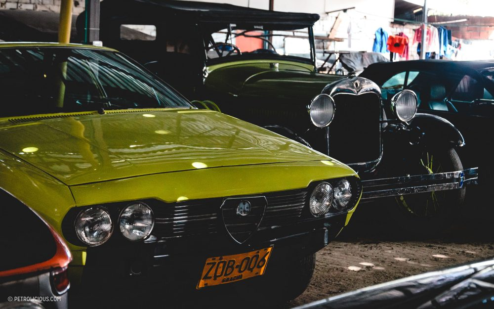Take A Peek Into A Hidden Car Collection In The Heart Of Colombia ...