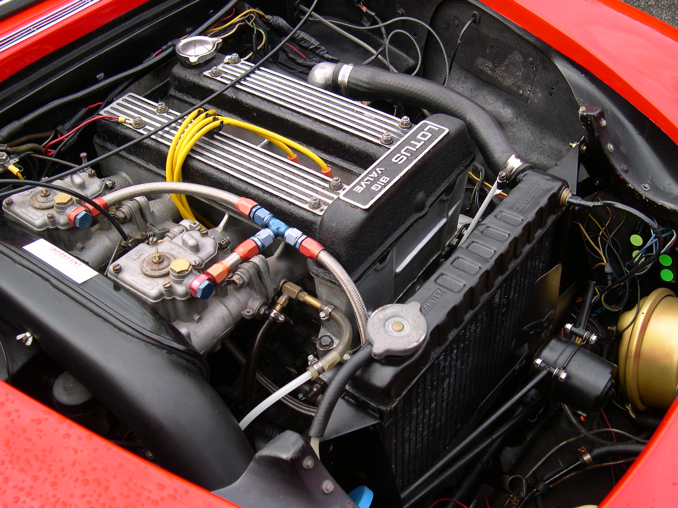 Elan Sprint Engine (needs some further detailing).JPG