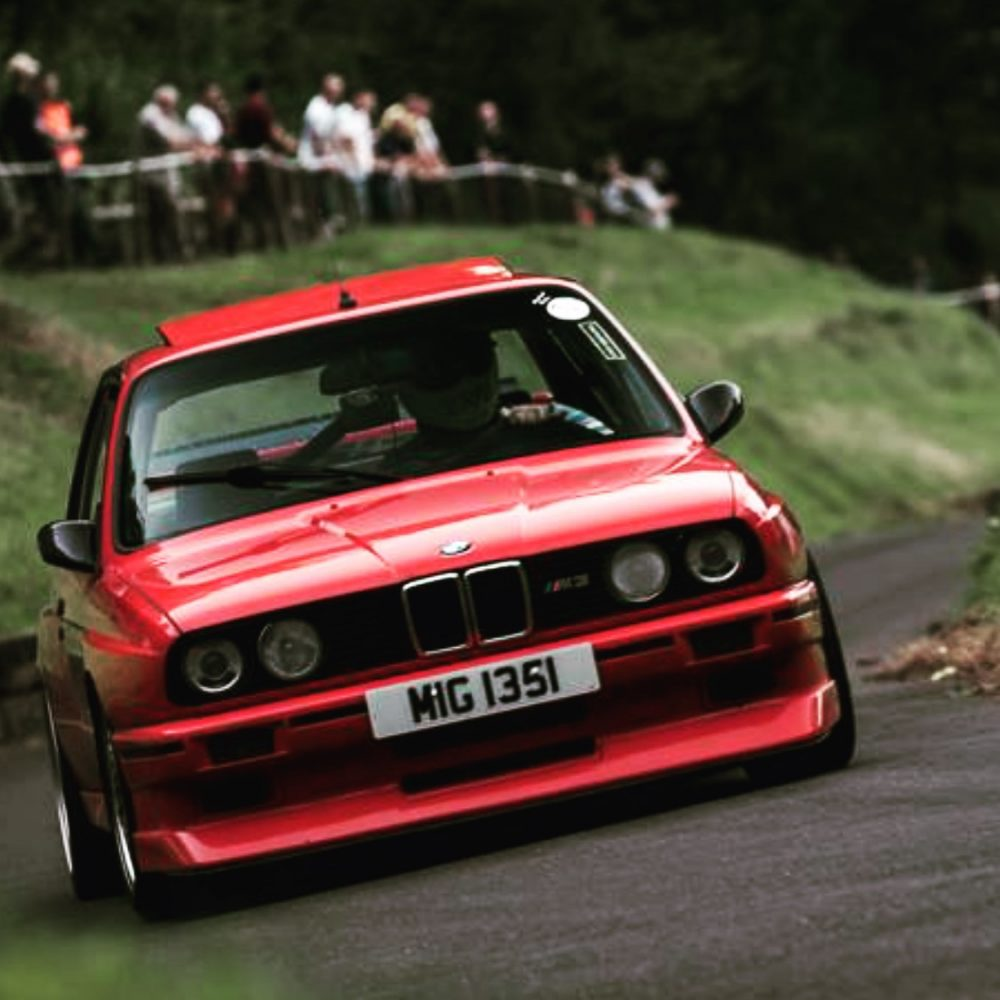 Track-Modified And Street-Driven, This E30 M3 Is A Dream Built ...