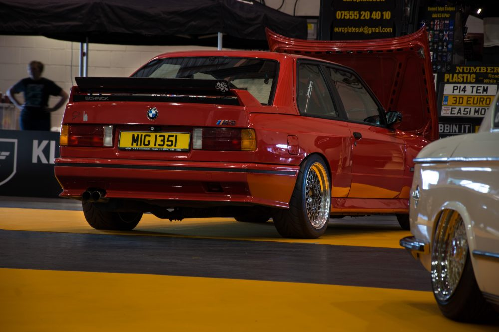 Track-Modified And Street-Driven, This E30 M3 Is A Dream