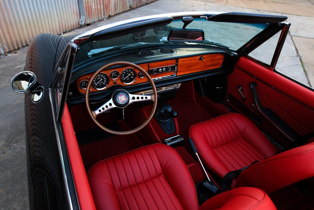 Search And Restore My 1967 Fiat 124 Spider Petrolicious