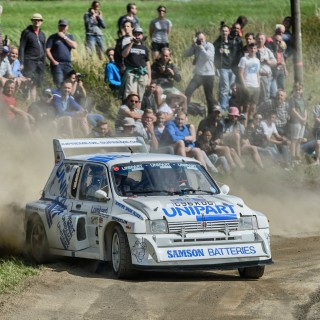 Celebrating Six Decades Of Rallying At The 2017 Eifel Rallye Festival