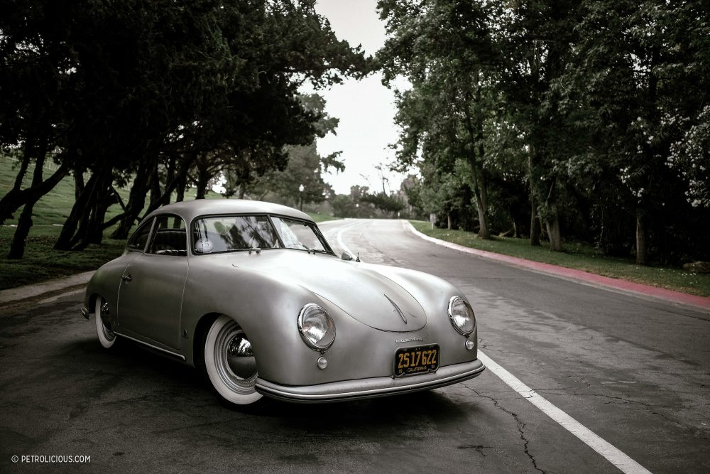 This 1951 Porsche Pre A 356 Split Window Is A Different Kind Of