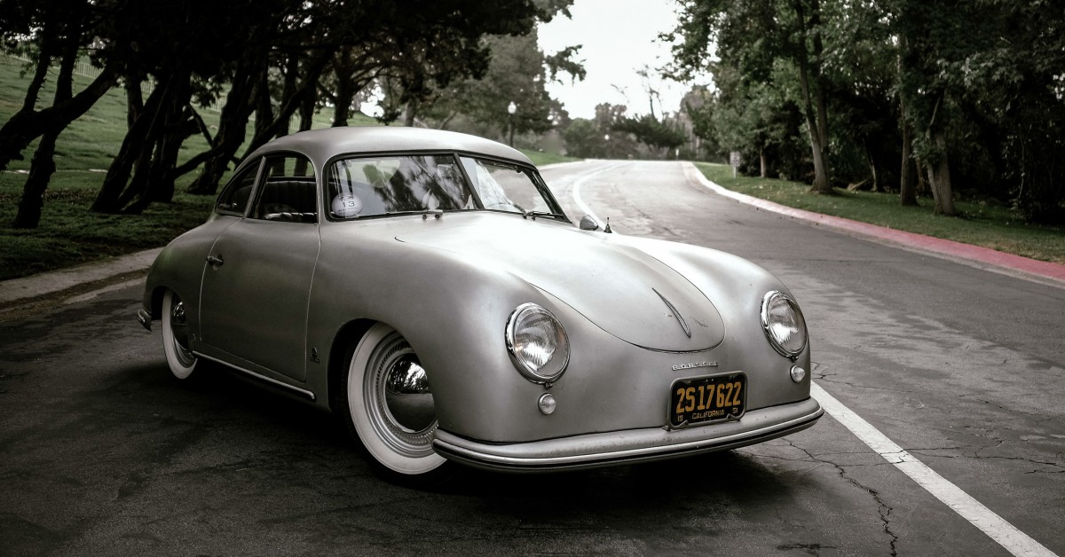 This '51 Porsche Pre-A 356 Is A Different Kind Of Time Capsule