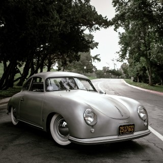 This 1951 Porsche Pre-A 356 Split-Window Is A Different Kind Of Time Capsule