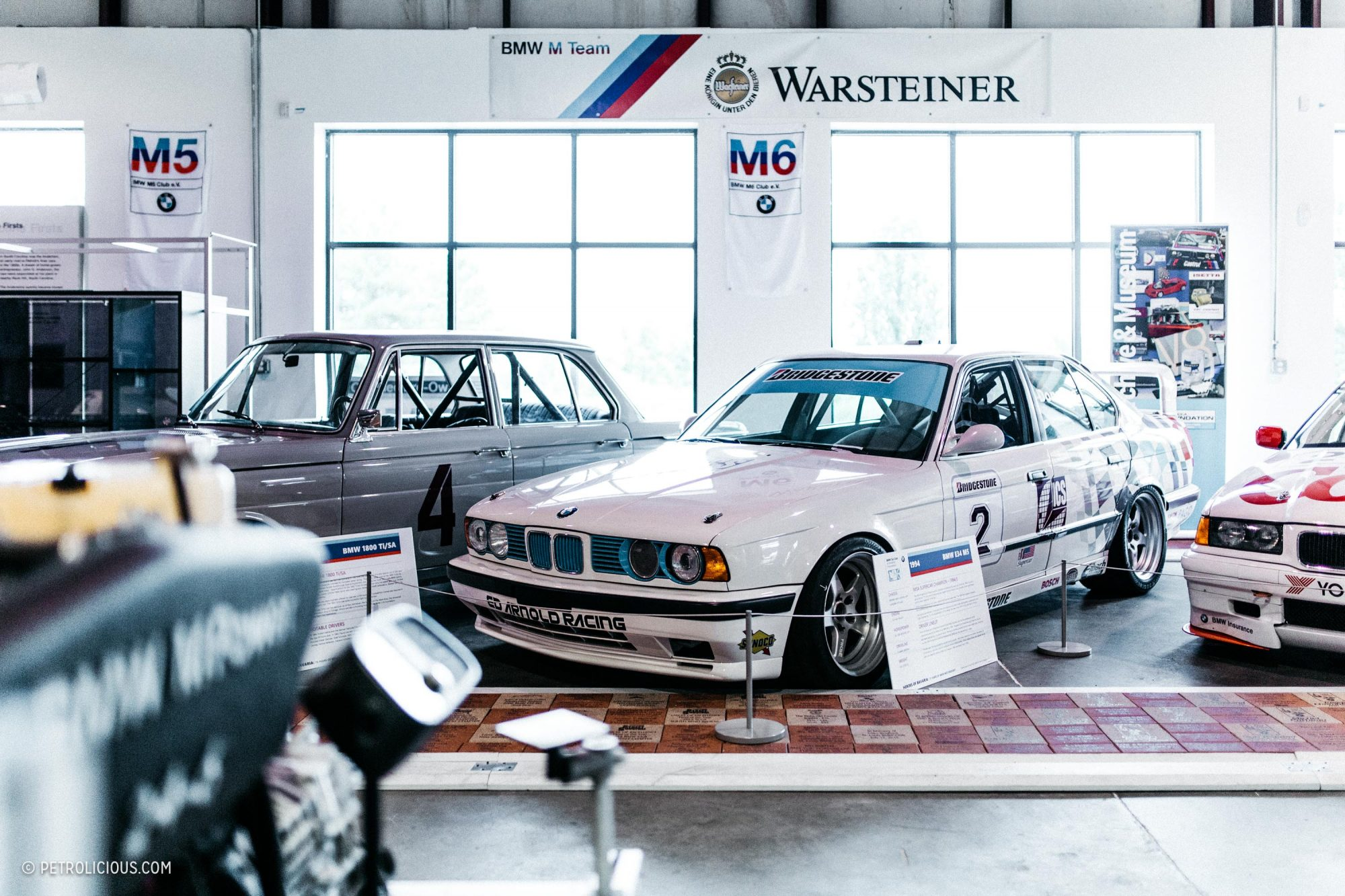 Paying A Visit To The Bmw Cca Foundation S Treasure Chest In Greer South Carolina Petrolicious