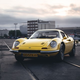 Ferrari's Dino And The Echoes Of Potential