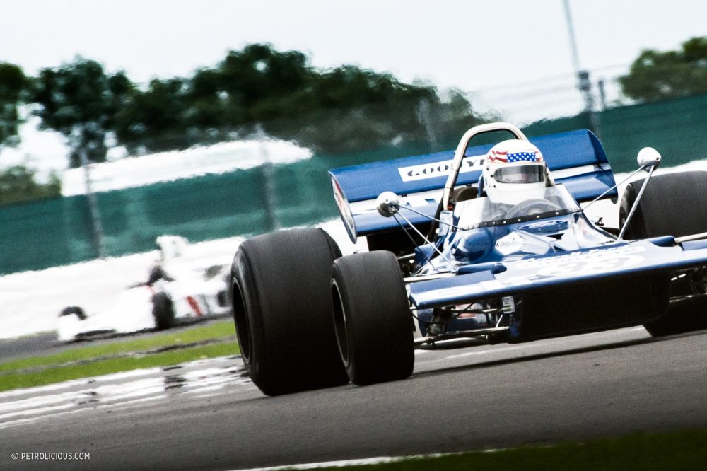 The Silverstone Classic Was An Awesome Display Of Motor