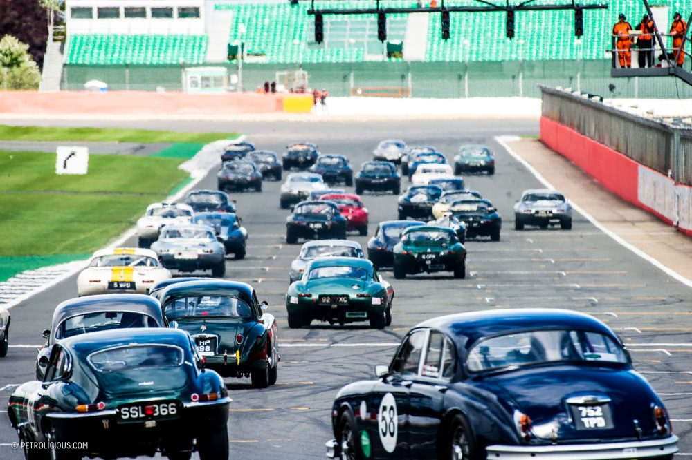 The Silverstone Classic Was An Awesome Display Of Motor Racing