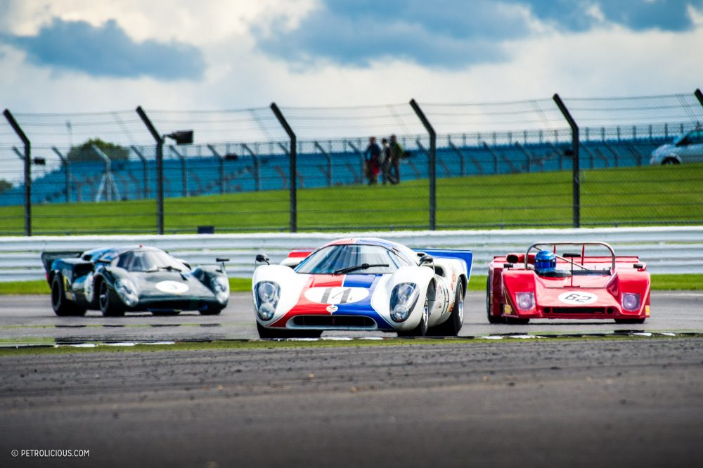 The Silverstone Classic Was An Awesome Display Of Motor Racing ...