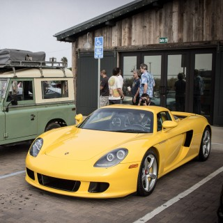 Cars & Coffee: Trancas Country Market, 8.6.2017