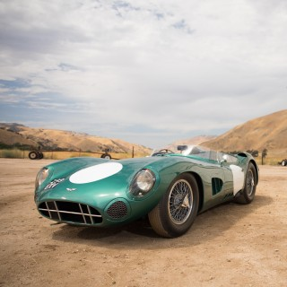 GALLERY: Behind The Scenes On Our Aston Martin DBR1 Film Shoot