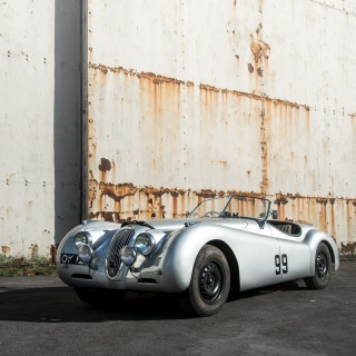 Here's Why The XK120 Was The Start Of Jaguar's Golden Era