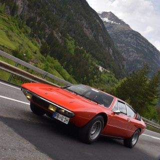 Channeling The Ultimate '70s European Road Trip In My Lamborghini Urraco P250