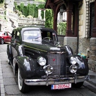 This Romanian Castle Hosts A Unique Under The Radar Concours
