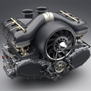 Singer + Williams + Mezger = 500HP Air-Cooled Flat Sixes