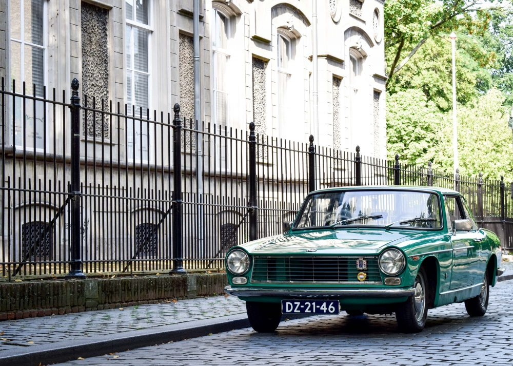 Britain, Bodied By Italy: My 1968 Innocenti Coupe • Petrolicious
