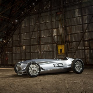 Infiniti's Prototype 9 Is A Wonderfully Weird Reimagining Of Vintage F1